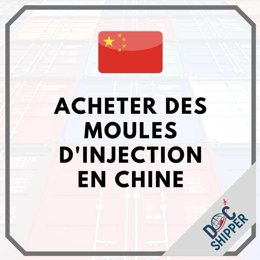 fabricants moules d'injection en Chine