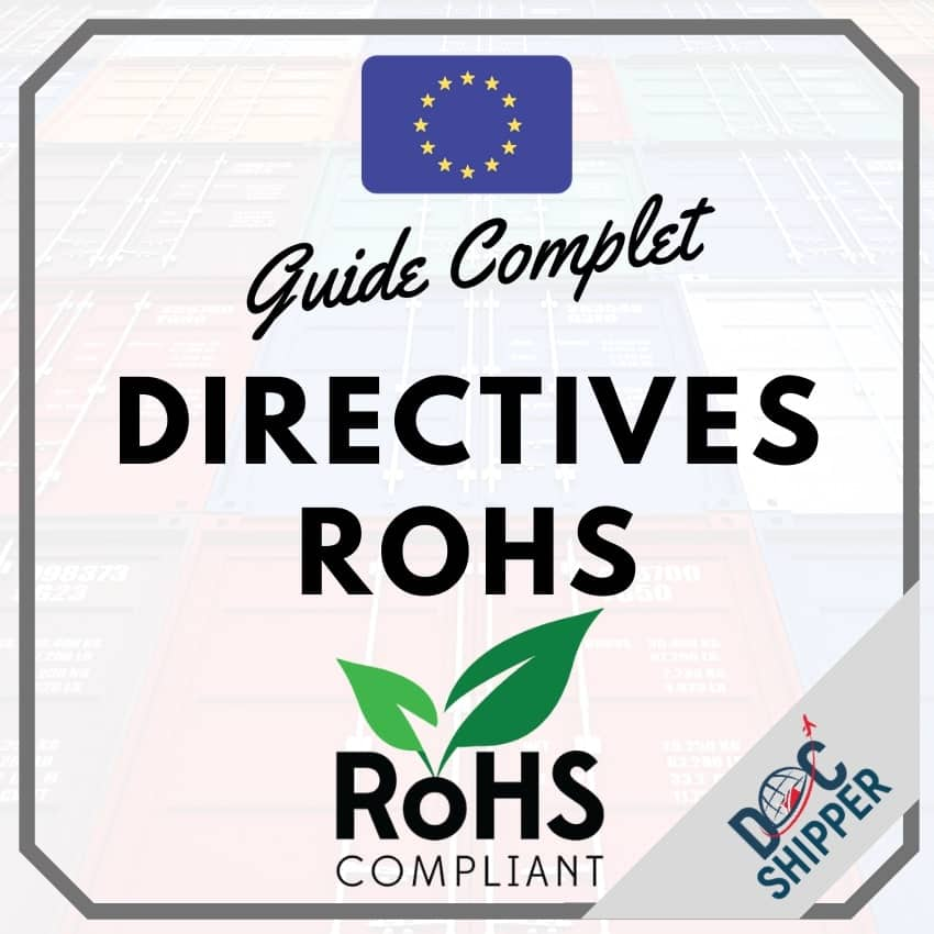 Directives RoHS europe