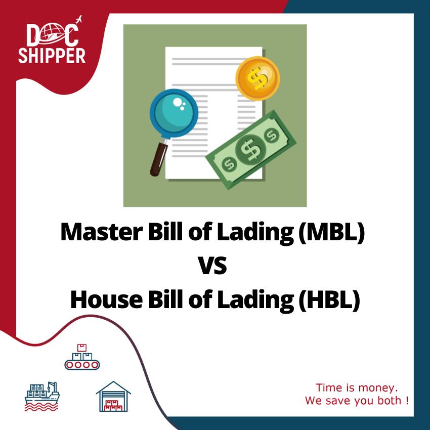 Master-Bill-Lading-MBL-House-Bill-Lading-HBL