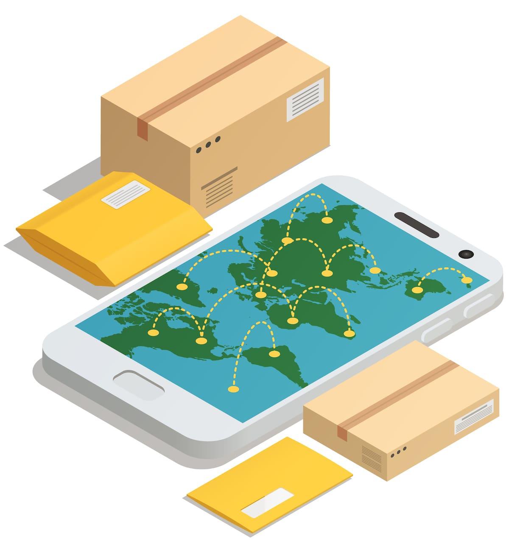 service livraison logistique sourcing