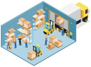 services logistiques depart sourcing