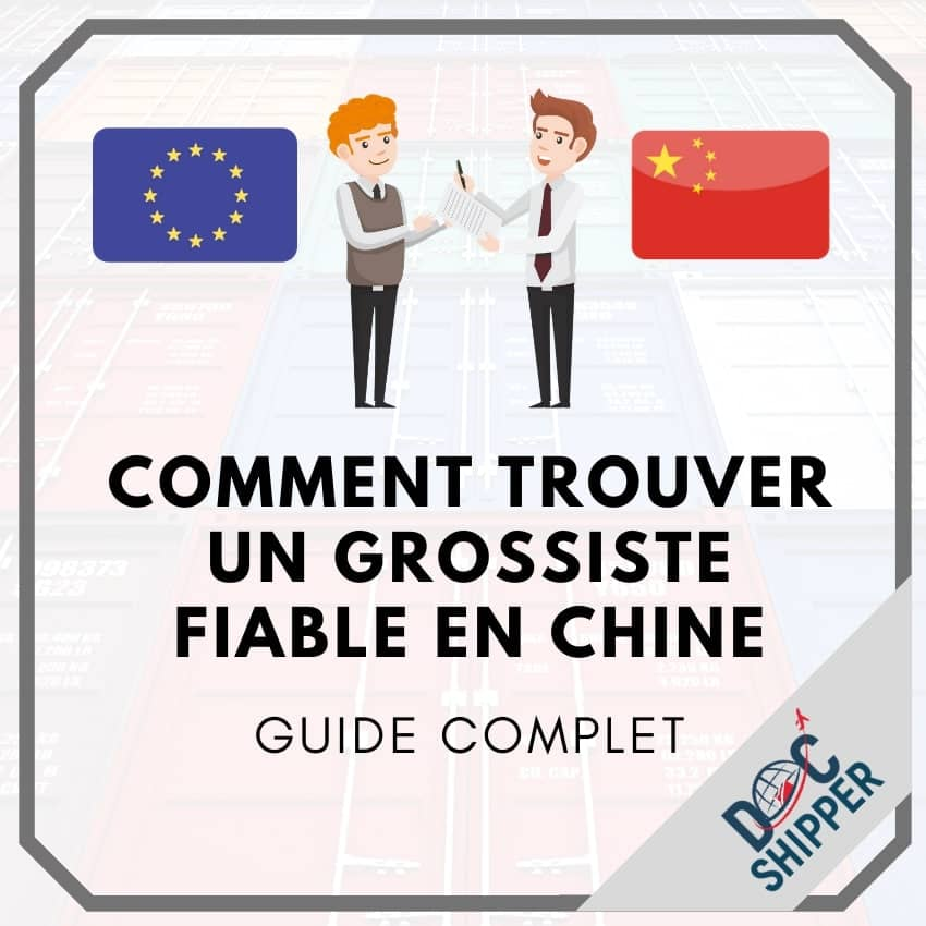 🏭 Comment trouver un grossiste fiable en Chine 🇨🇳 [GUIDE COMPLET]