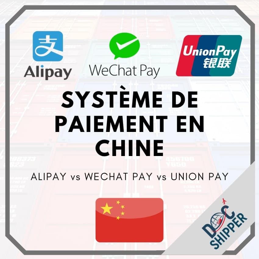 ALIPAY VS WECHAT PAY VS UNIONPAY