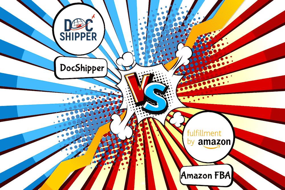 DocShipper 3PL vs Amazon FBA