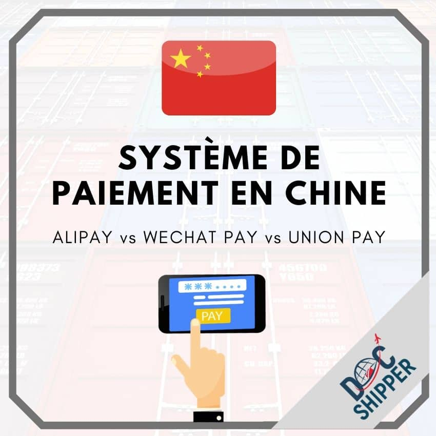 Système de paiement en Chine