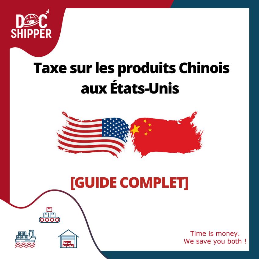 Taxe-produits-Chinois-États-Unis
