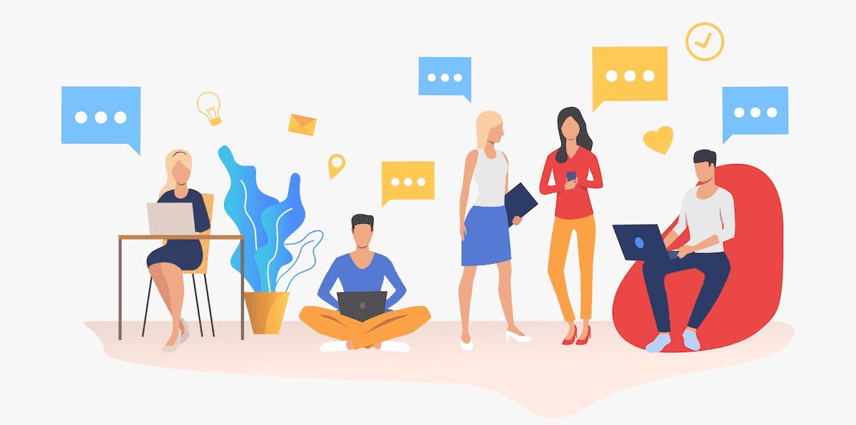 communiquer avec les fournisseurs