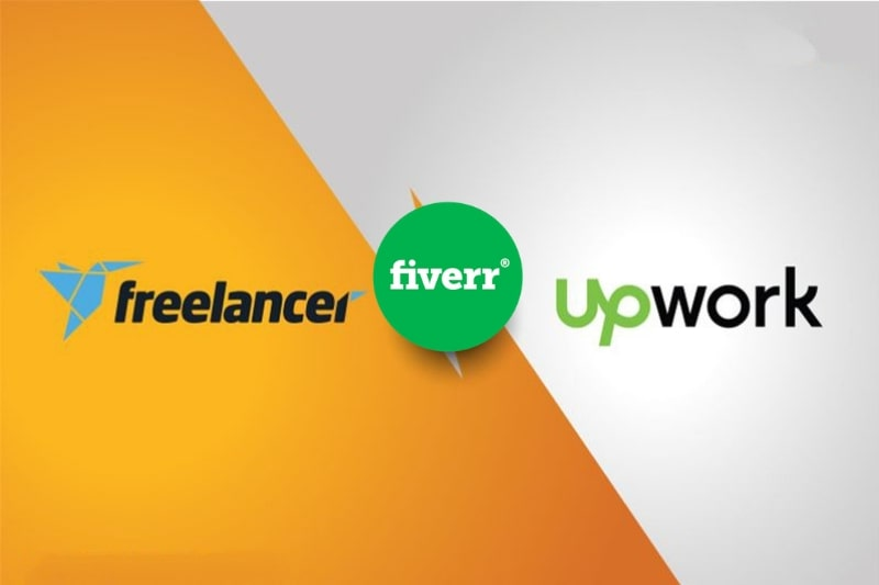 freelancer upwork fiverr