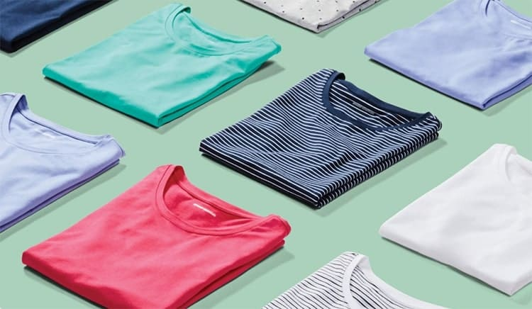 importer t-shirt chine