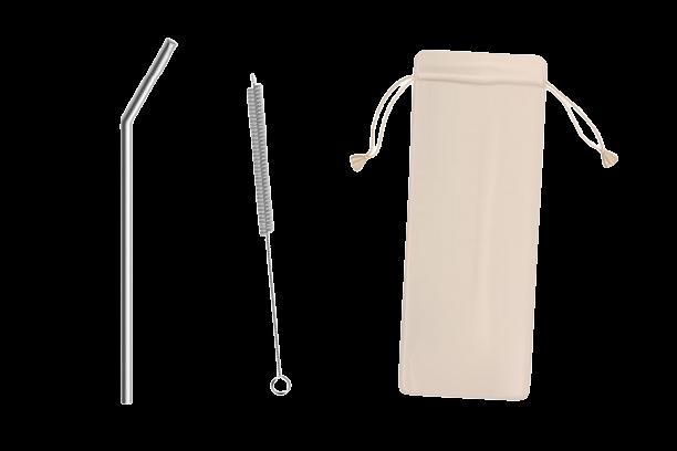 kit-paille-pot-reutilisable-elements-vecteur-realiste