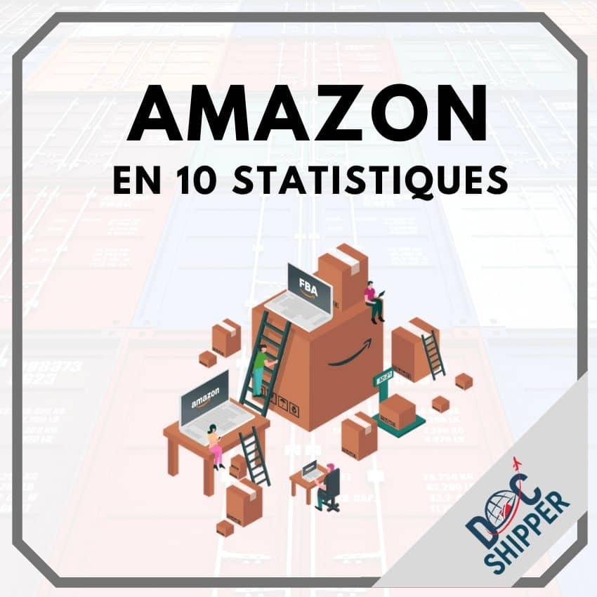10 statistiques à connaître absolument sur Amazon