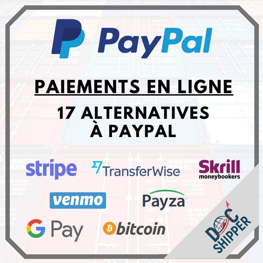Alternatives PayPal [TOP 17 | COMPARATIF]