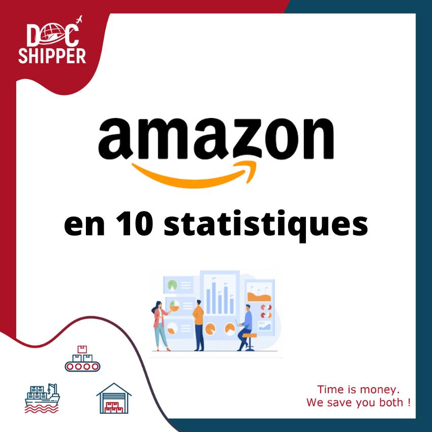 Amazon en 10 statistiques
