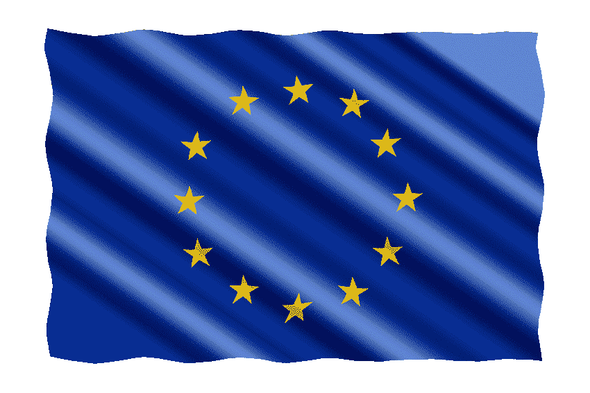 Image drapeau union euro
