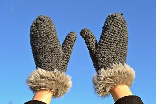 Voici L'exemple des gants