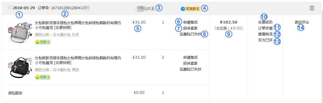 Demander des explications sur Taobao et Tmall