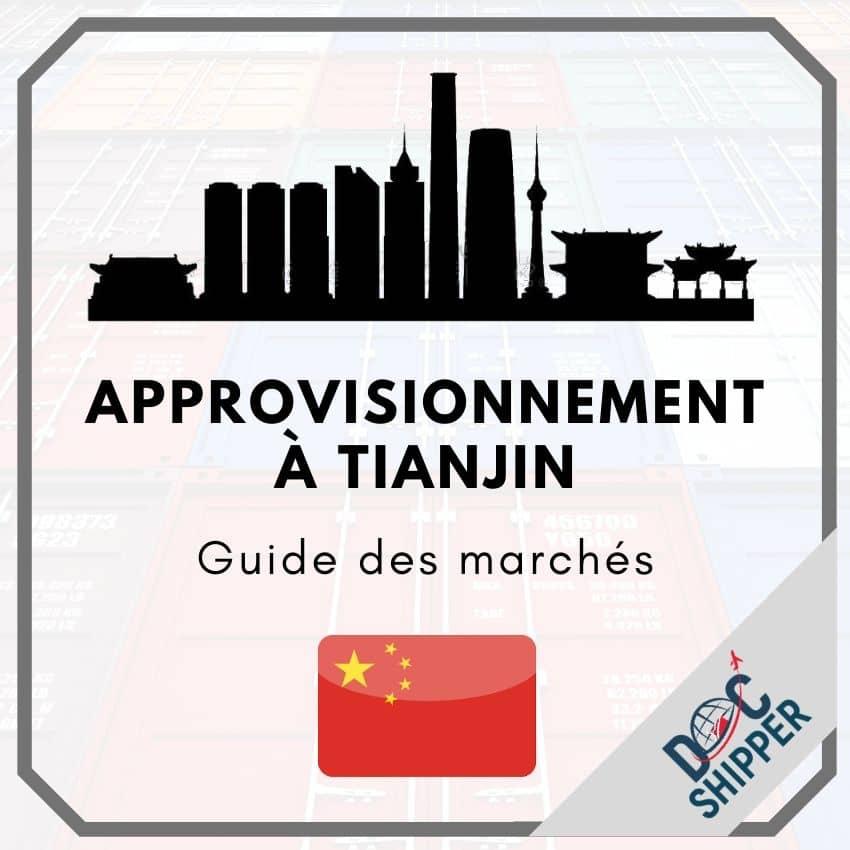 fournisseurs marché à Tianjin
