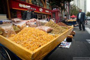 marché musulman