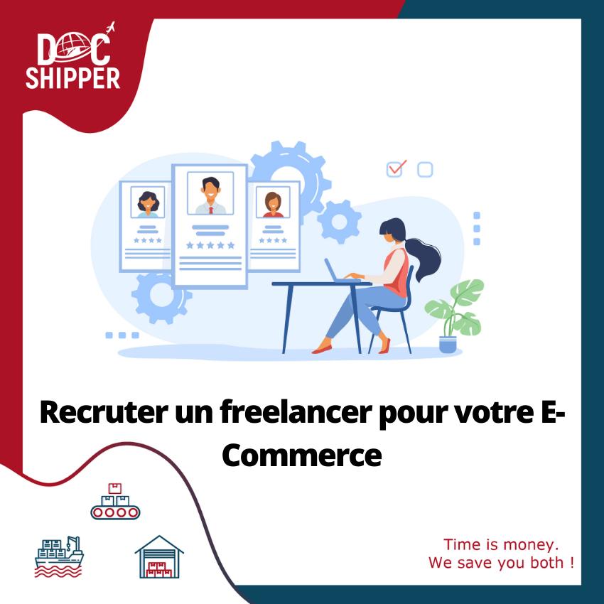 Recruter_freelancer_E-Commerce