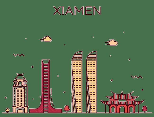 fournisseurs xiamen chine
