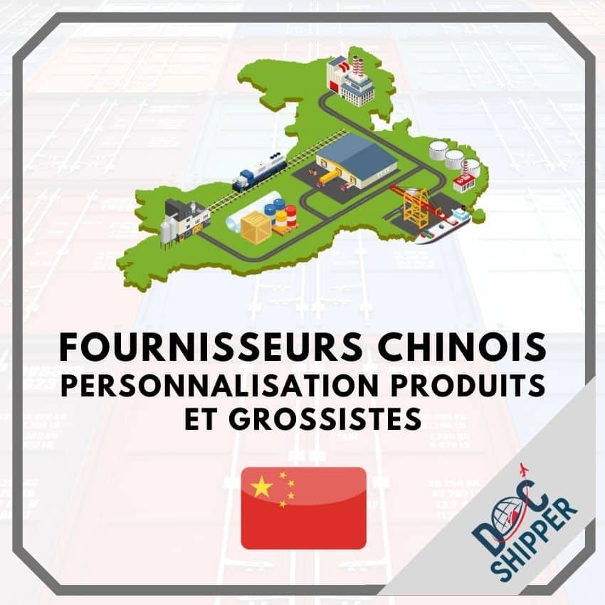 Fournisseurs Chinois | Personnalisation produits et grossistes [GUIDE COMPLET]