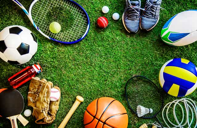 Ebay acheter equipements sports