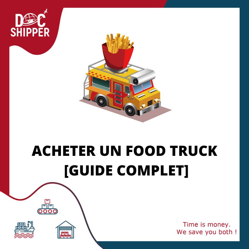 Acheter un food truck