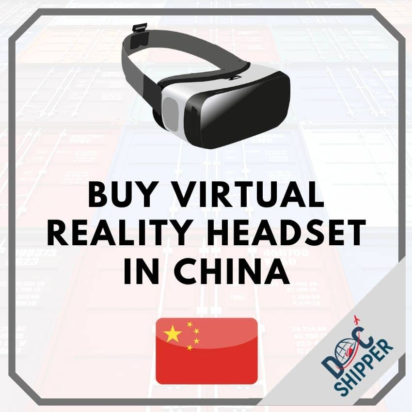 BUY VIRTUAL REALITY HEADSET IN CHINA