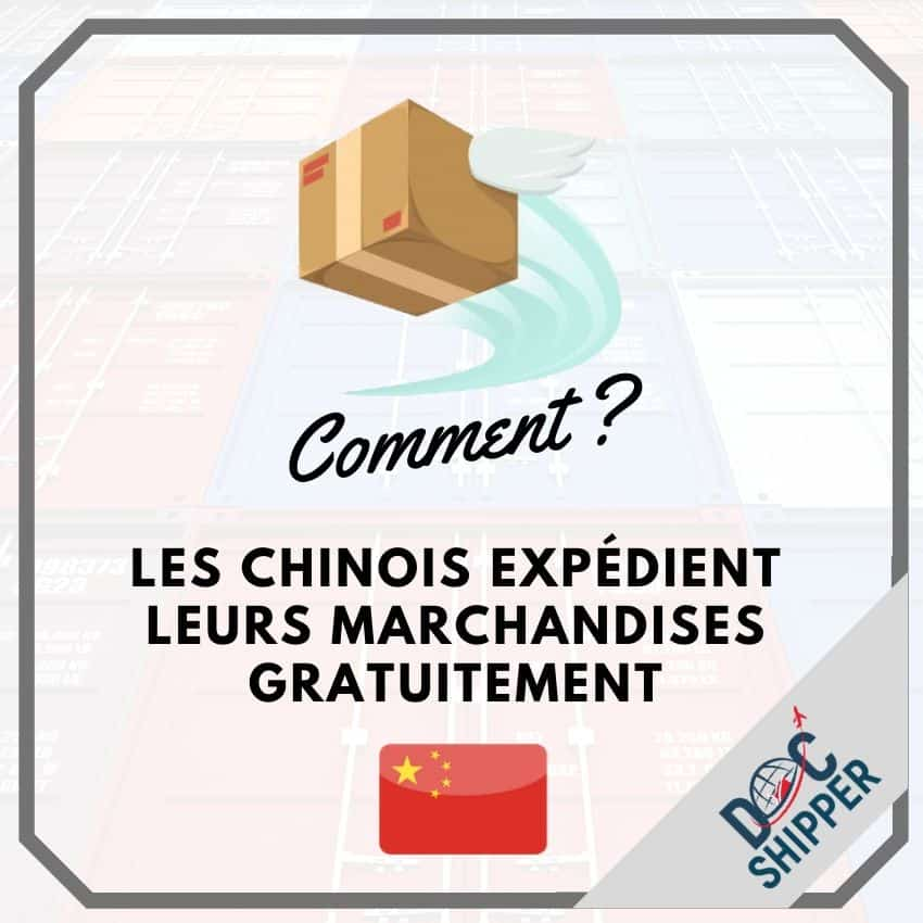 Envois Courriers Chinois