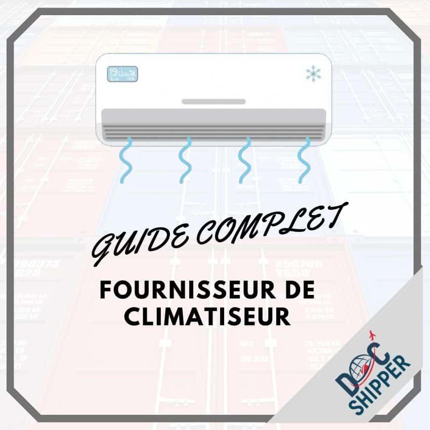 Approvisionnement Système Climatisation