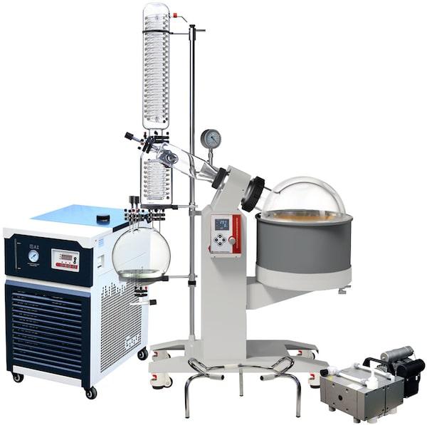 Across International Rotovap extracteur cannabis