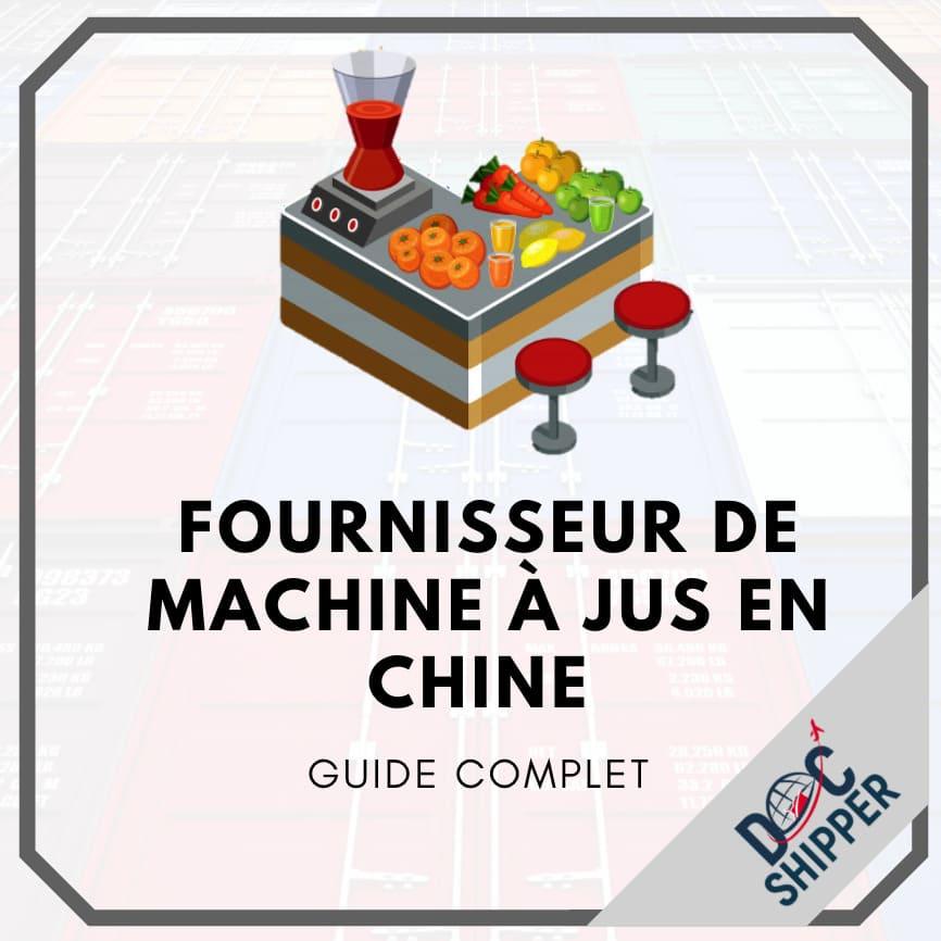 Fournisseur de mixeur en chine