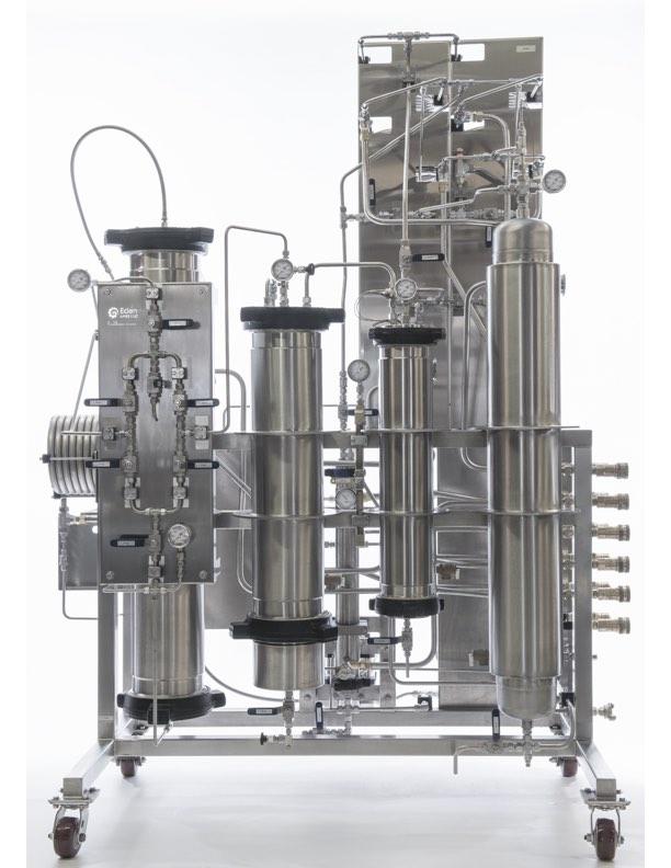 Hi-Flo FX2 20L 5K extraction cannnabis