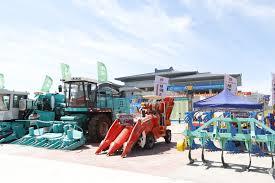 Trade fair in Gansu