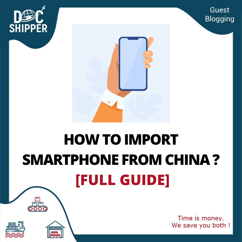 import smartphone in china