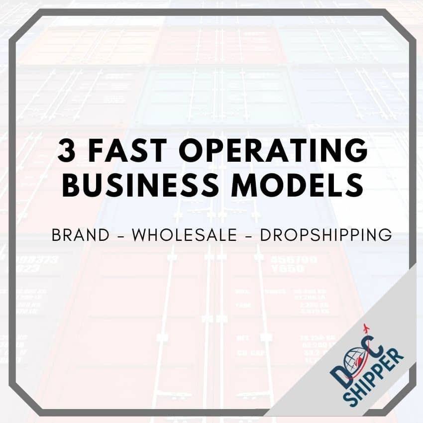 3 FAST OPERATING BUSINESS MODELS