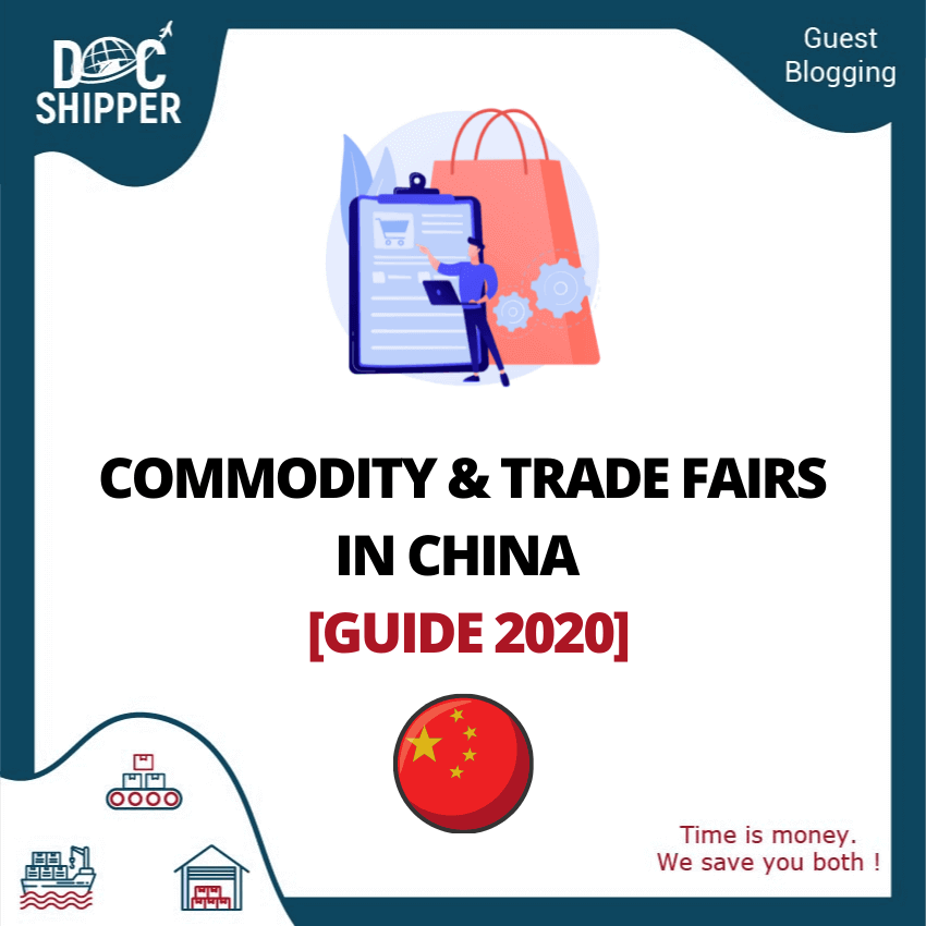 commodity and trade fair china guide
