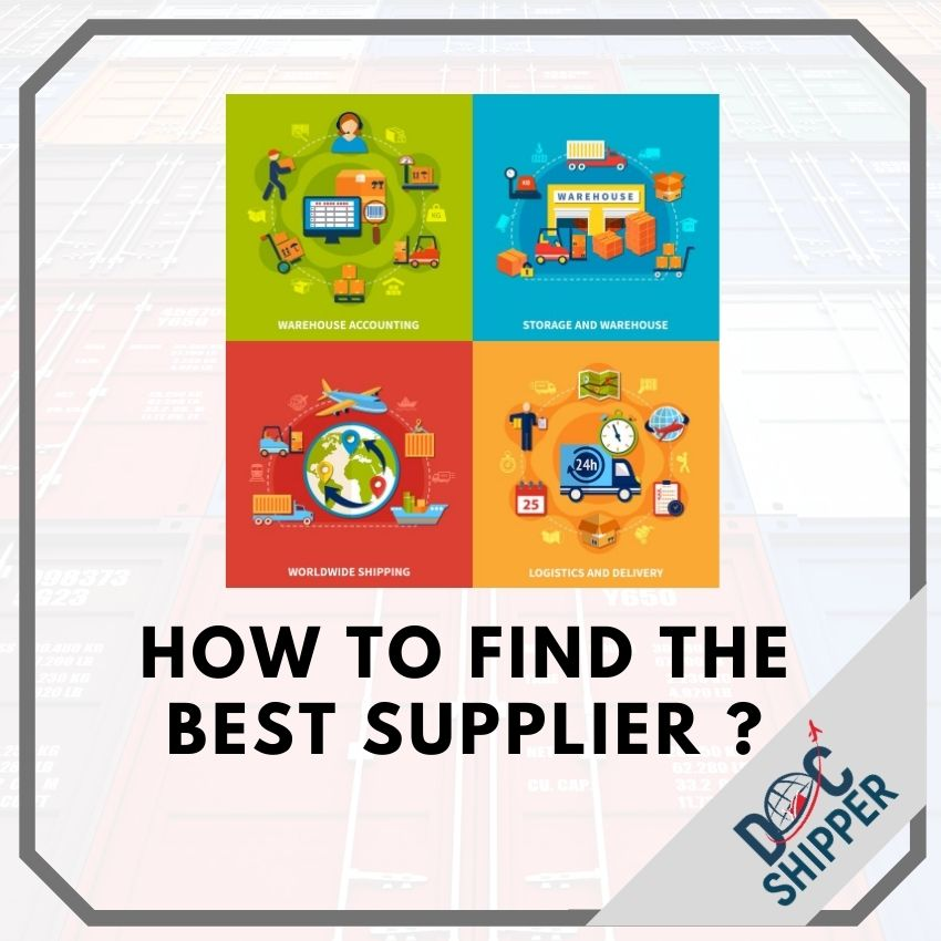 how to find the best supplier