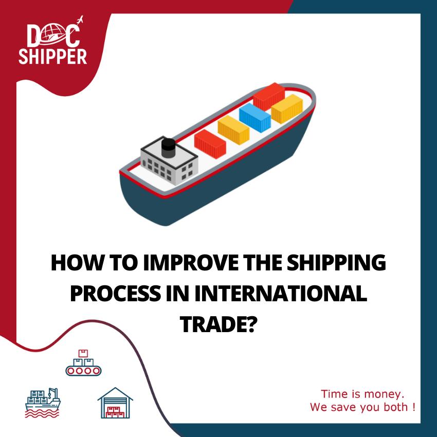 international shipping improvements
