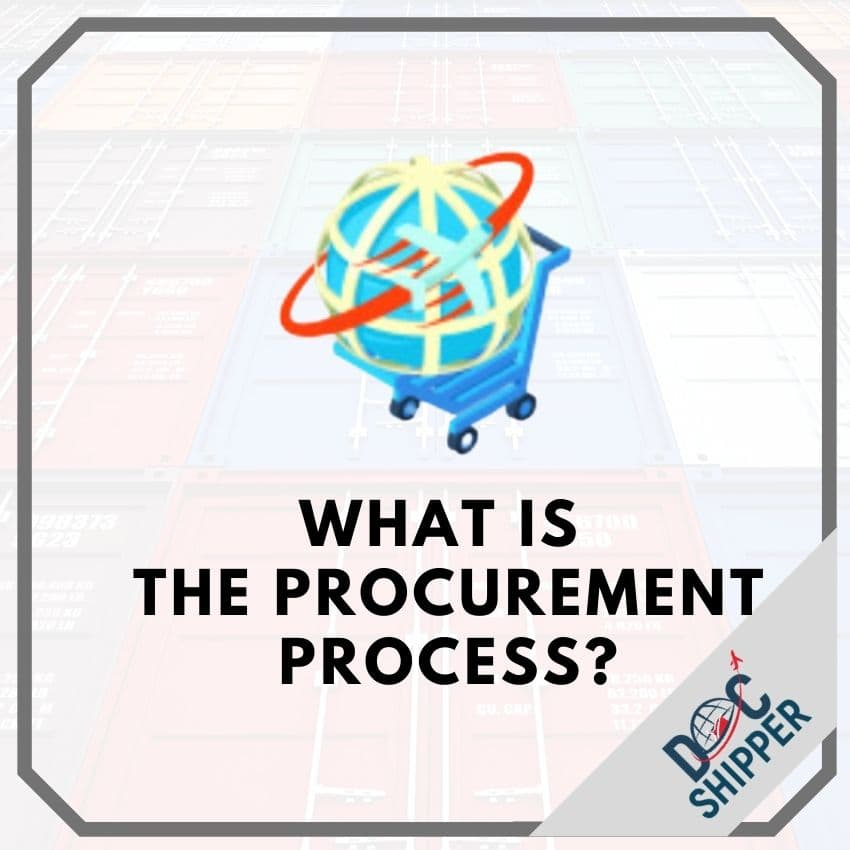 what is the procurement process