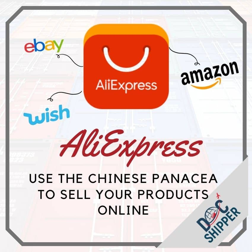 sell on aliexpress