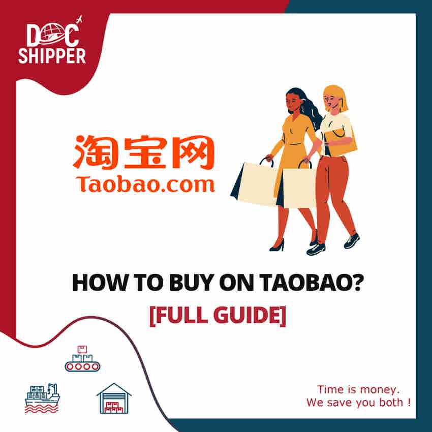 HOW TO BUY ON TAOBAO