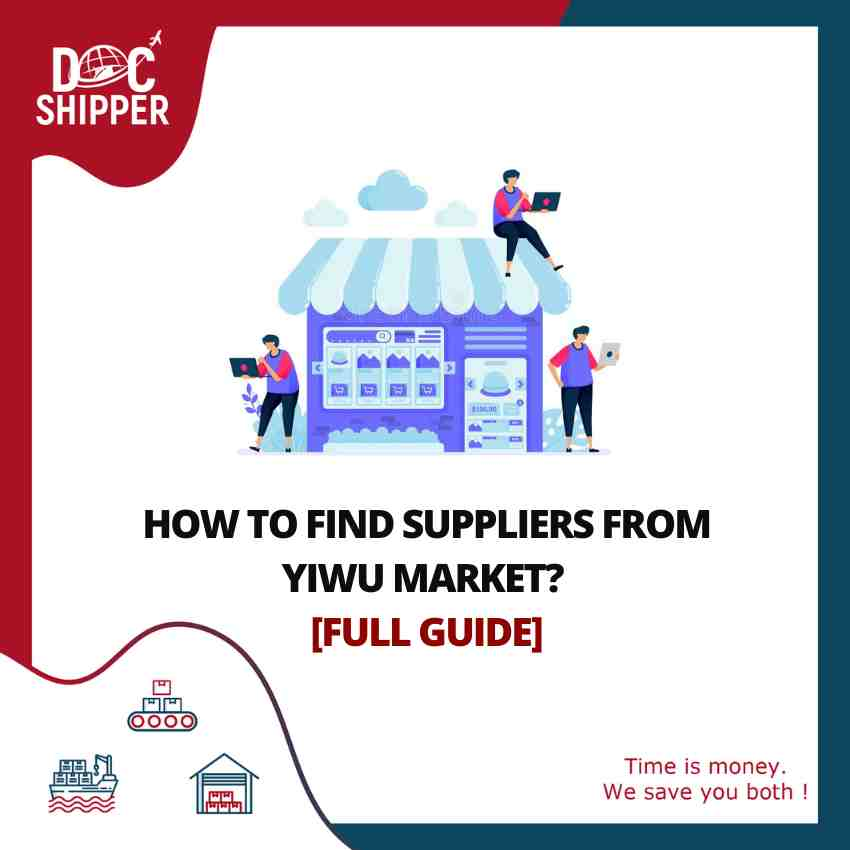 HOW TO FIND SUPPLIERS FROM YIWU MARKET? [FULL GUIDE]