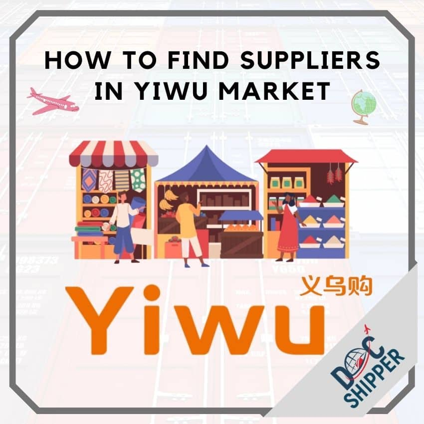 find supplier in yiwu market