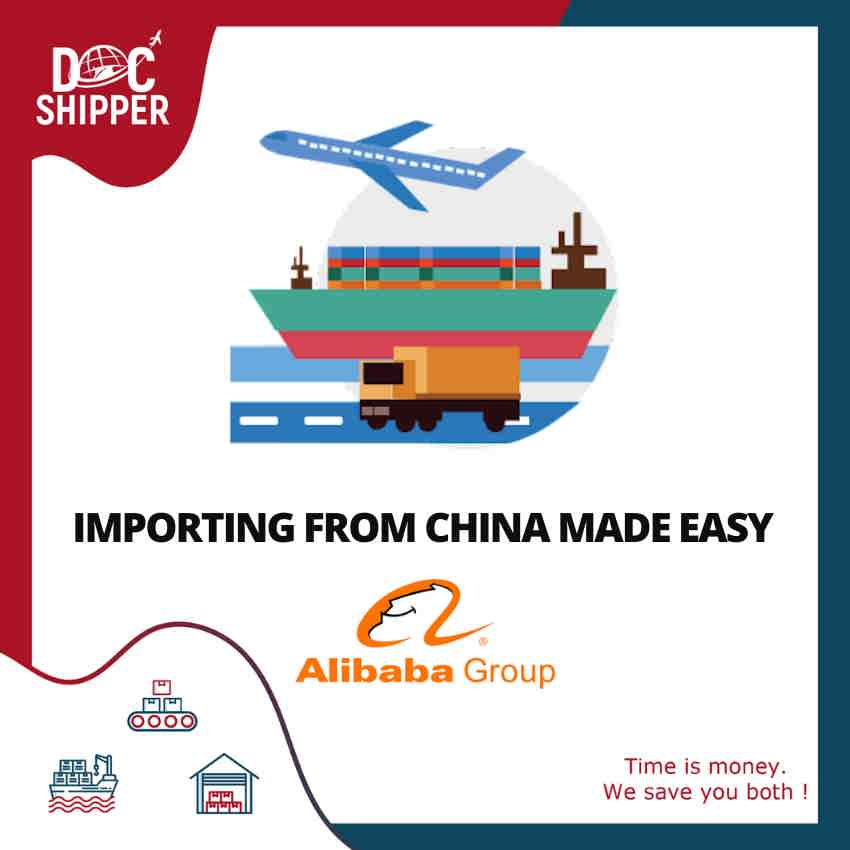 IMPORTING FROM CHINA MADE EASY | BUY FROM ALIBABA