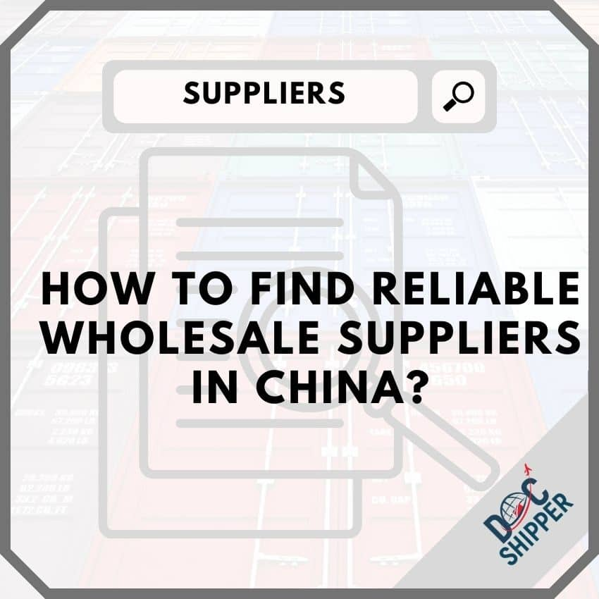 suppliers-wholesale-docshipper-China