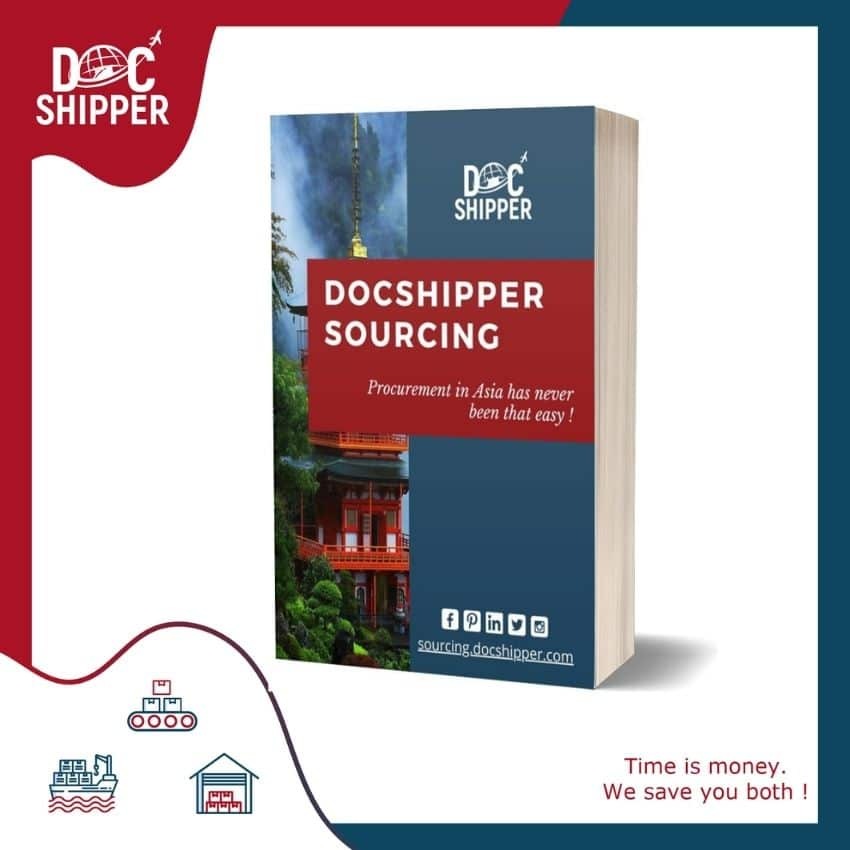 Brochure Sourcing by Docshipper
