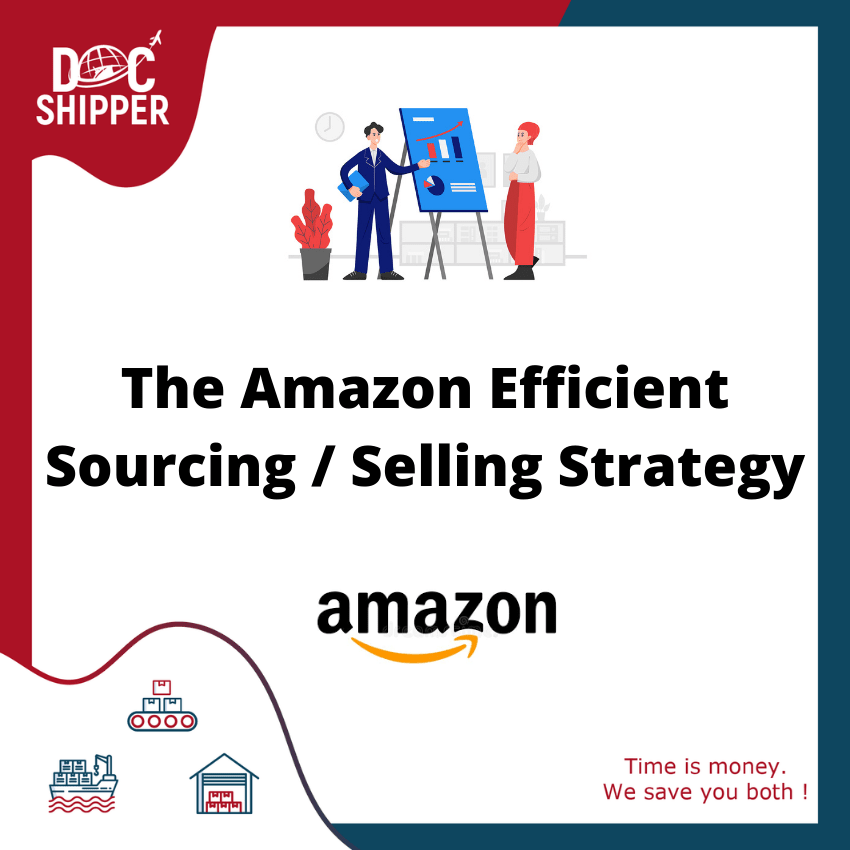 The Amazon Efficient Sourcing:selling Strategy DocShipper