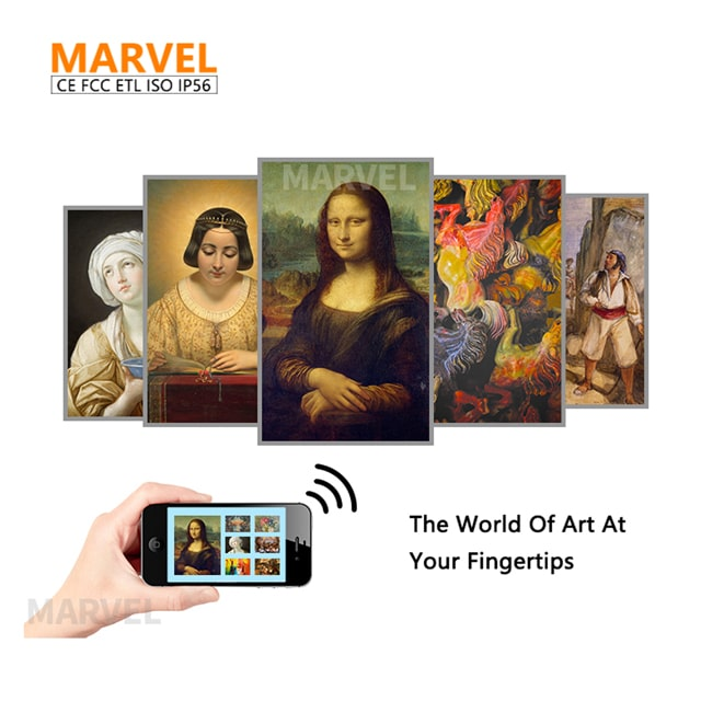 Digital Picture Frame Marvel