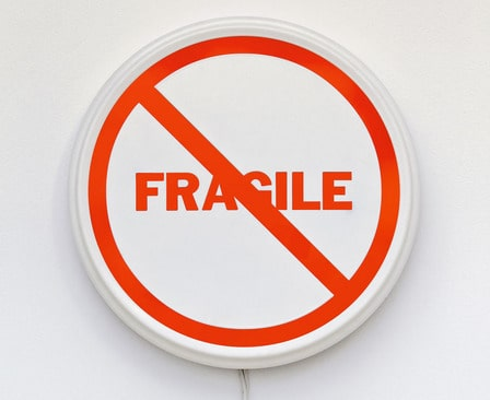 No fragile products